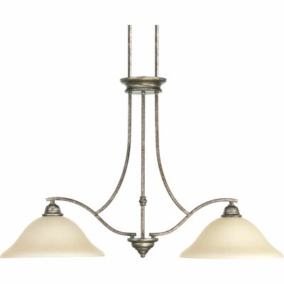 Spirit 3-Light Kitchen Island Pendant