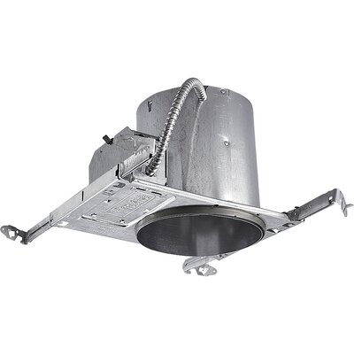 CFL New Construction Air-Tight IC Recessed Housing