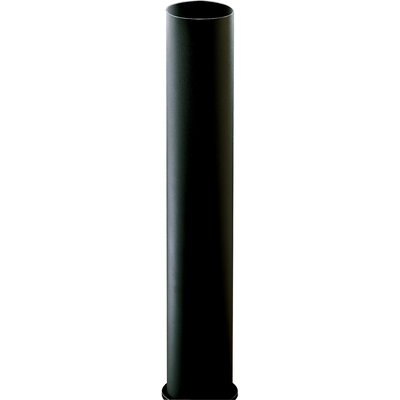 Black Bollard for Path Light (3-7/8 x 28-3/8)