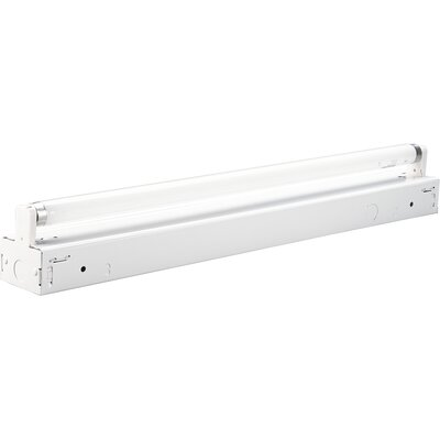 Energy Star 17W or 20W Fluorescent Strip Light Size: 3 1/4H x 24W x 3D