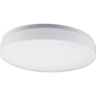 Harjo 14 White Acrylic Contoured Ceiling Cloud