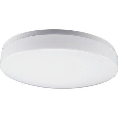 Harjo 14 White Acrylic Contoured Ceiling Cloud