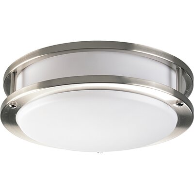 Castille Close-to-Ceiling 1-Light Flush Mount