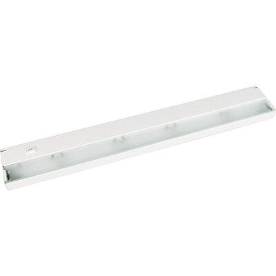 Hide-a-Lite 24 Xenon Under Cabinet Bar Light Finish: White