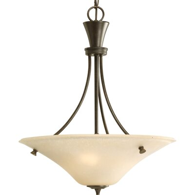 Cantata 3-Light Inverted Pendant