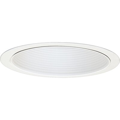 Baffle 5.75 Recessed Trim Finish: White