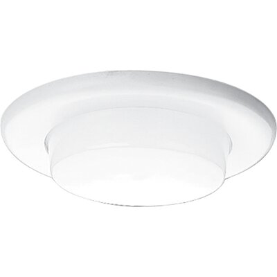 Drop Opal Shower Lens Recessed Trim