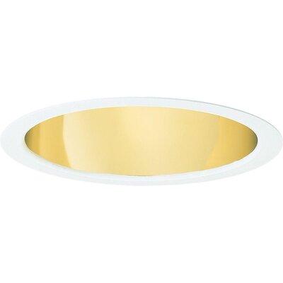Pro-Optic Open Alzak Anti-Iridescent 7.75 Recessed Trim Finish: Gold Alzak