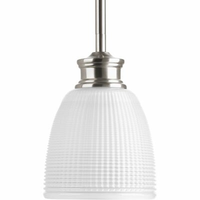 Lucky 1-Light Mini Pendant Finish: Polished Chrome