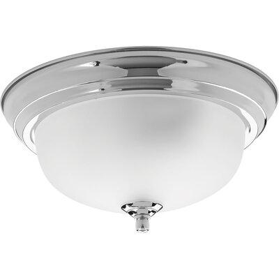 Dome 1-Light Flush Mount