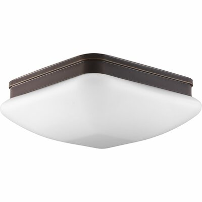 Appeal 3-Light Flush Mount Finish: Antique Bronze