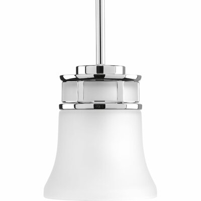 Cascadia 1-Light Mini-Pendant Finish: Polished Chrome