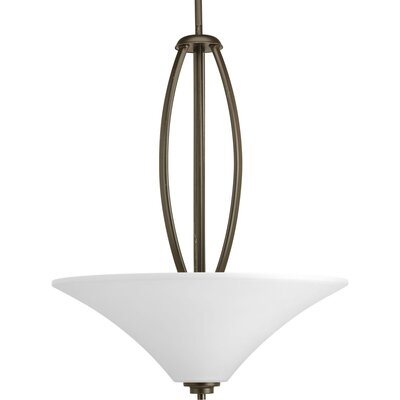 Joy 3-Light Inverted Pendant