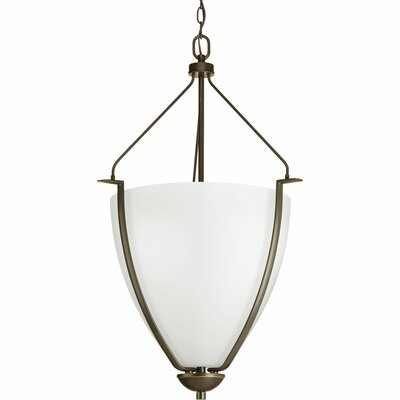 Bravo 1-Light Inverted Pendant