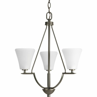 Bravo 3-Light Foyer Pendant