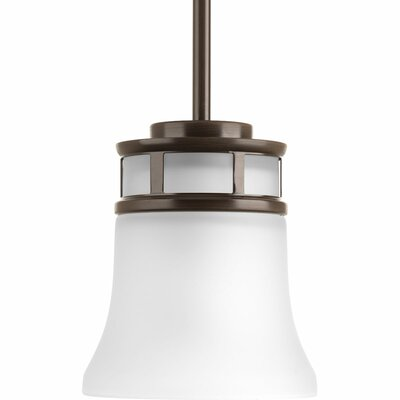 Tashina 1-Light Mini-Pendant Finish: Antique Bronze