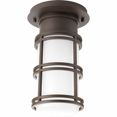 Bell 1-Light Mini Pendant Finish: Antique Bronze