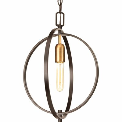 Josef 1-Light Globe Pendant