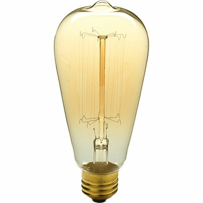 40W Medium Base Light Bulb