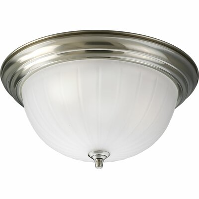 Micadeau 3-Light Flush Mount