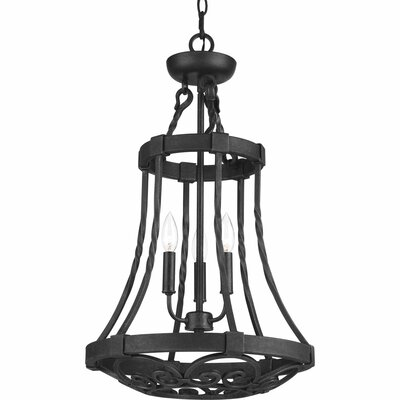 Beachwood 3-Light Foyer Pendant