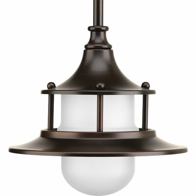 Parlay 1-Light Mini Pendant Base Finish: Antique Bronze