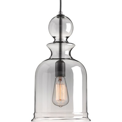 Staunton 1-Light Foyer Pendant Finish: Graphite