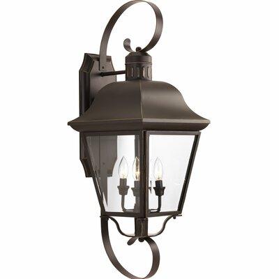 Triplehorn 4-Light Outdoor Wall Lantern