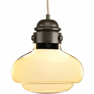 Beaker 1-Light Mini Pendant