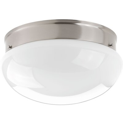 Fitter 1-Light LED Flush Mount