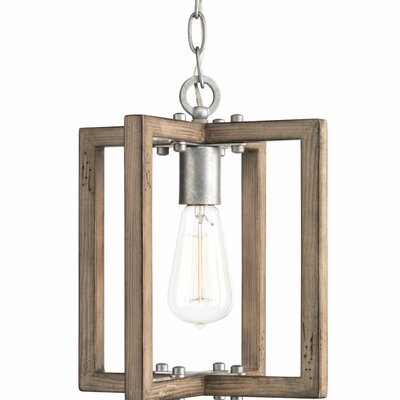 Daugherty 1-Light Mini Pendant