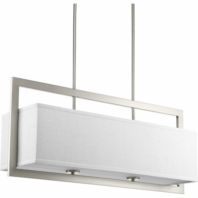 Harmony 4-Light Kitchen Island Pendant