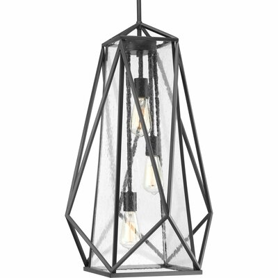Solari 3-Light Foyer Pendant