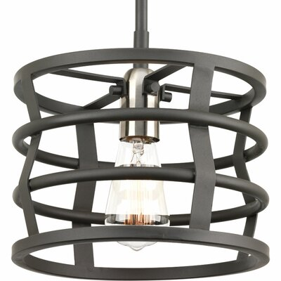 Pattie 1-Light Foyer Pendant