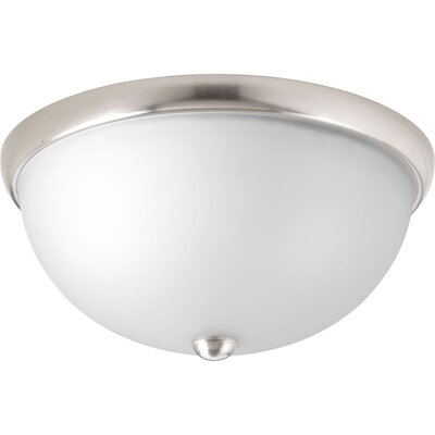 Magwood 2-Light Flush Mount