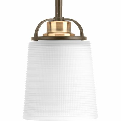 Seydou 1-Light Mini Pendant Finish: Antique Bronze