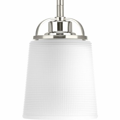 Seydou 1-Light Mini Pendant Finish: Brushed Nickel