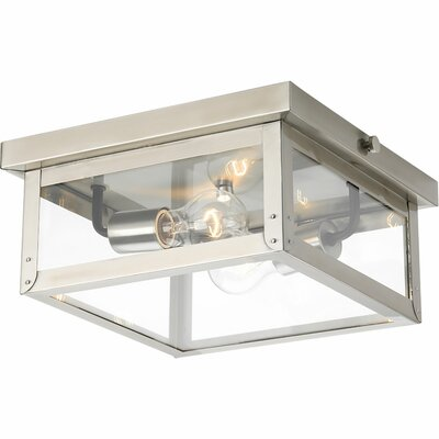 Jimena 2-Light Flush Mount