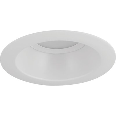Round 5 Recessed Retrofit Downlight Finish: Satin White