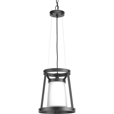 Vang 1-Light Foyer Pendant Size: 36.5 H x 12.88 W x 12.88 D