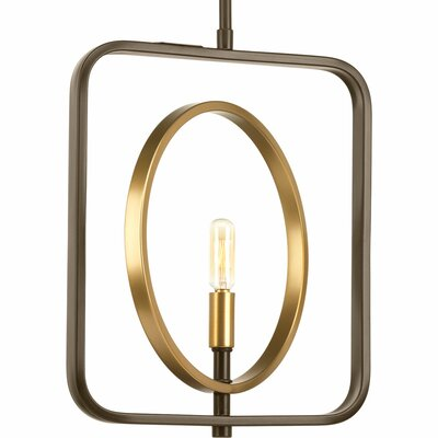 Dearborn 1-Light Mini Pendant