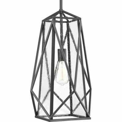 Solari Traditional 1-Light Foyer Pendant