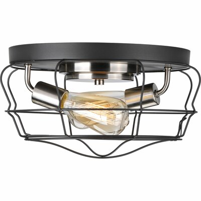 Theressa 2-Light Flush Mount