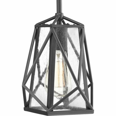 Solari 1-Light Foyer Pendant