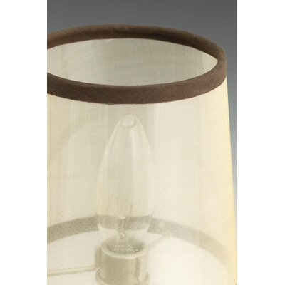 Traditional 5 Glass Empire Candelabra Shade