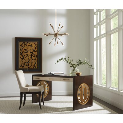 Ion 16-Light Sputnik Chandelier Finish: Brushed Bronze