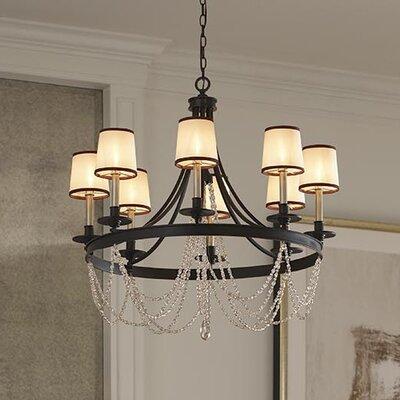 Allaire 5 Glass Empire Lamp Shade