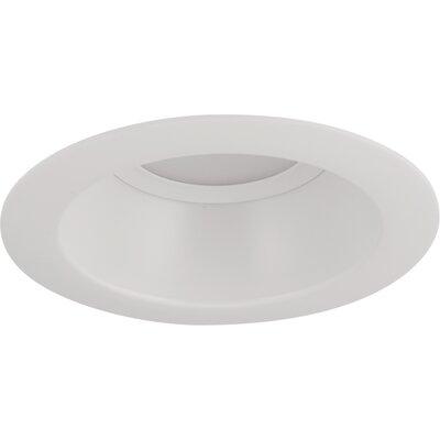 5 LED Recessed Trim Trim Finish: Bright White