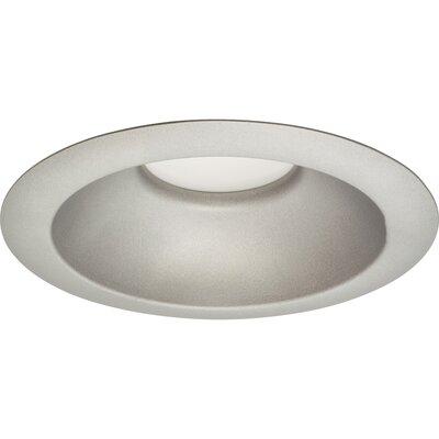 6 LED Recessed Trim Trim Finish: Metallic Gray