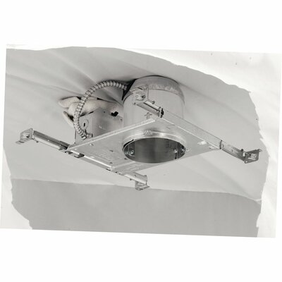LED Shallow Recessed Housing